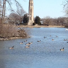 Photo taken at Belle Isle Park by Monica S. on 3/11/2012