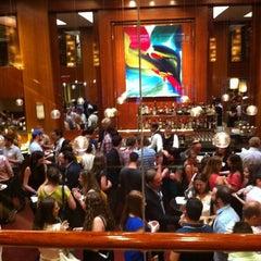 Photo taken at The Jazz Room at The Kitano by Lara on 5/29/2012