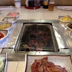 Photo taken at Korean Spring BBQ by Jaime I. on 8/19/2012