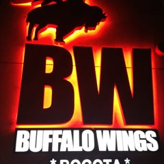 Photo taken at Buffalo Wings by Katie R. on 6/23/2012