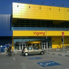 Photo taken at IKEA by Wes V. on 9/4/2012
