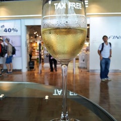 Photo taken at Wine & View by Jukka P. on 7/3/2012