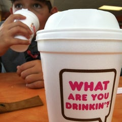 Photo taken at Dunkin' Donuts by Taylor on 7/30/2012