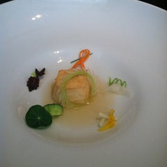 Photo taken at Alinea by essie on 7/19/2012