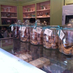 Photo taken at Miette Patisserie by Angela on 6/23/2012