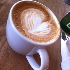 Photo taken at The Root Cafe by Adria on 5/6/2012