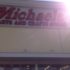 Photo taken at Michaels by Ina S. on 3/27/2012