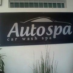 Photo taken at Auto Spa Autolavado by Miguel V. on 8/6/2012