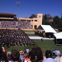 Photo taken at California Polytechnic State University, San Luis Obispo by Susan D. on 6/9/2012