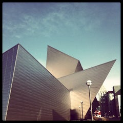Photo taken at Denver Art Museum by Michael M. on 2/29/2012
