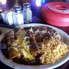 Photo taken at Panchito's by Quincy W. on 3/16/2012