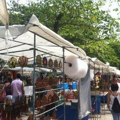 Foto tirada no(a) Praça General Osório por Marise F. em 4/1/2012