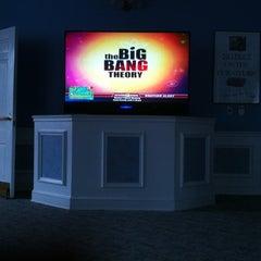 Photo taken at Blue T.V. Lounge by Liz H. on 3/30/2012