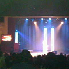 Photo taken at Buckhead Theatre by Joy B. on 1/8/2012