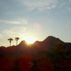Photo taken at Pointe Hilton Squaw Peak Resort by Kimberly D. on 9/4/2011