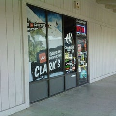 Photo taken at Clark's Snowsports by Isaiah S. on 12/3/2011