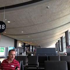 Photo taken at Gate B19 by Alan B. on 7/7/2012