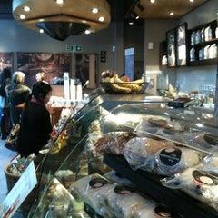 Photo taken at Starbucks by Liz G. on 1/29/2011