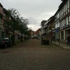 Photo taken at Lange Straße by Sam J. on 5/7/2012