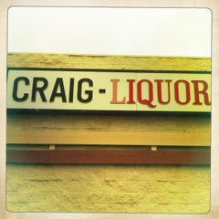 Photo taken at Craig-Liquor by Craig B. on 6/13/2012