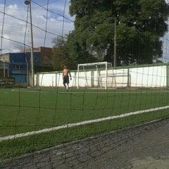 Photo taken at Canchas Bernabeu by Luis Fernando B. on 1/8/2012
