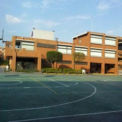 Photo taken at Instituto Inglés Mexicano by Irvin H. on 1/16/2012