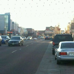 Photo taken at The Shops At Northfield Stapleton by Robert M. on 12/18/2011