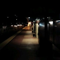 Photo taken at VTA Capitol Lightrail Station by Jeff H. on 1/28/2012