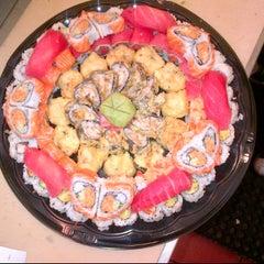 Photo taken at Sushi K Bar by joe d. on 12/6/2011