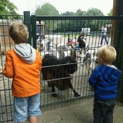 Photo taken at Kinderboerderij Otterspoor by Judith v. on 9/2/2012