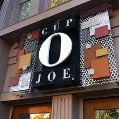 Photo taken at Cup O' Joe by Julia R. on 4/6/2012