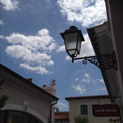 Photo taken at Corso Como Cafe by Chris D. on 6/6/2012