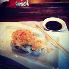 Photo taken at Iroha Sushi of Tokyo by Noah R. on 3/22/2012