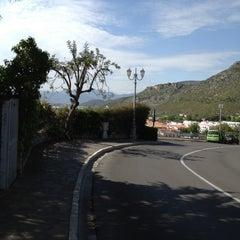 Photo taken at Terrazza di ponente by Marco L. on 4/30/2012