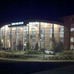 Photo taken at Cedar Park Center by Alex S. on 11/24/2011