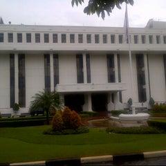 Photo taken at Kementerian Sekretariat Negara RI by Andriyanto on 12/2/2011