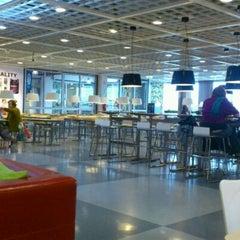 Photo taken at IKEA restaurace by Vladislav K. on 10/12/2011