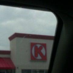 Photo taken at Circle K by Cesar S. on 9/9/2011