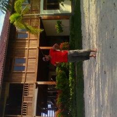 Photo taken at Villa Taverno, anyer by Albian jaejoong j. on 10/10/2011