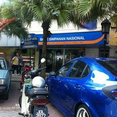Photo taken at Bank Simpanan Nasional (BSN) by Najib R. on 2/15/2012