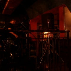 Photo taken at St. James Irish Pub by Matteo T. on 10/7/2011
