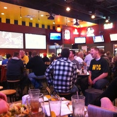 Photo taken at Buffalo Wild Wings by J. Blake L. on 1/11/2011