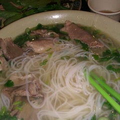Photo taken at Pho Ha by Allison P. on 11/3/2011