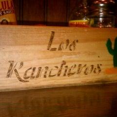 Photo taken at Los Rancheros by Austin B. on 1/9/2012