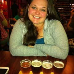 Photo taken at Fire Station 1 Restaurant & Brewing Co. by Matthew L. on 9/27/2011