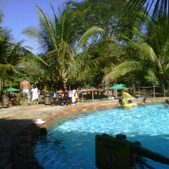 Photo taken at Thermas Paradise by Christiano M. on 7/26/2012
