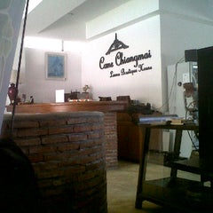 Photo taken at Come Chiangmai Lanna Boutique House by chayut b. on 2/24/2012
