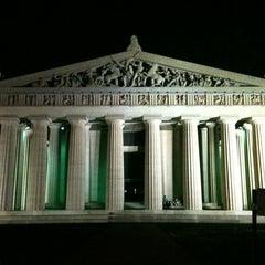 Photo taken at The Parthenon by Ed B. on 8/25/2011