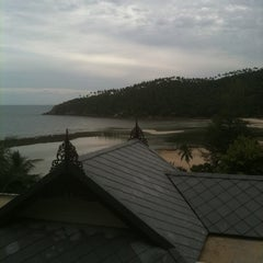 Photo taken at Salad Buri Resort by Erika B. on 8/10/2011