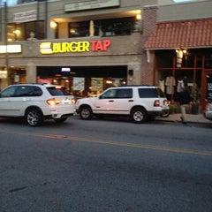 Photo taken at Burger Tap by John C. on 4/6/2012